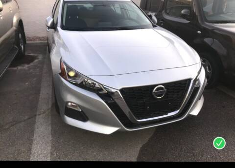 2019 Nissan Altima for sale at CASH OR PAYMENTS AUTO SALES in Las Vegas NV