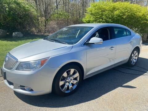 2011 Buick LaCrosse for sale at Padula Auto Sales in Braintree MA