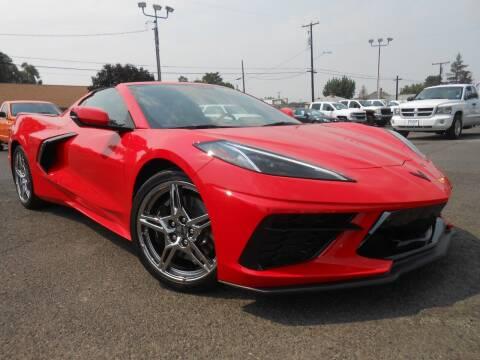 2020 Chevrolet Corvette for sale at McKenna Motors in Union Gap WA