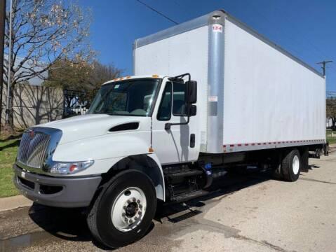 2018 International DuraStar 4300 for sale at Bad Credit Call Fadi in Dallas TX