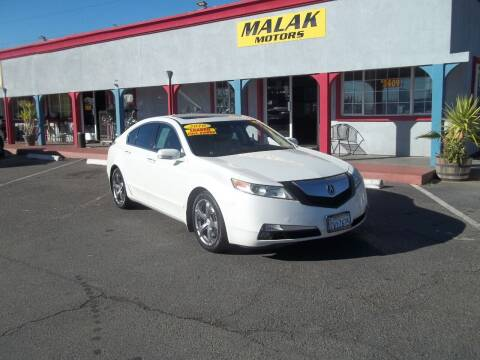 2010 Acura TL for sale at Atayas Motors INC #1 in Sacramento CA