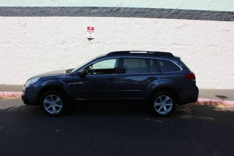 2014 Subaru Outback for sale at Al Hutchinson Auto Center in Corvallis OR