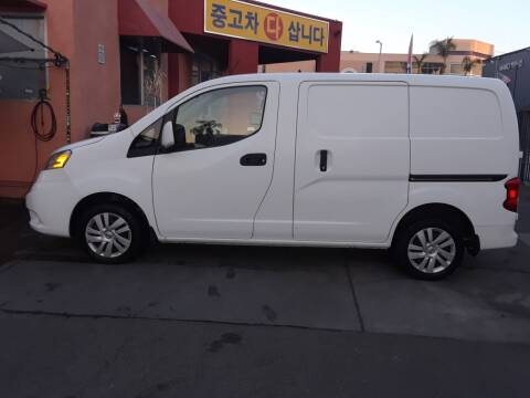 2018 Nissan NV200 for sale at Western Motors Inc in Los Angeles CA