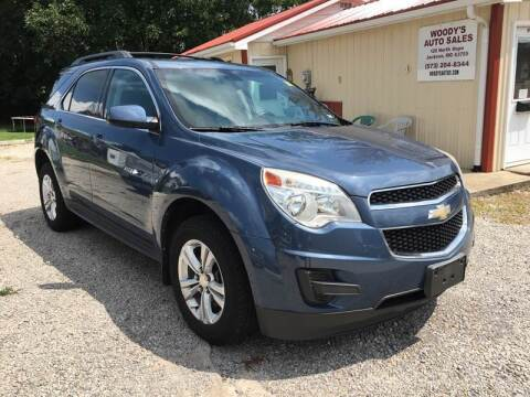 2011 Chevrolet Equinox for sale at Woody's Auto Sales in Jackson MO