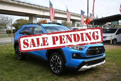 2021 Toyota RAV4 for sale at STS Automotive - Miami, FL in Miami FL