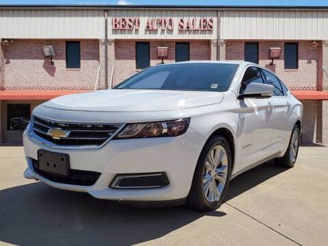 2015 Chevrolet Impala for sale at Best Auto Sales LLC in Auburn AL