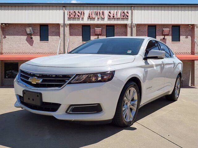 2015 Chevrolet Impala for sale at Best Auto Sales LLC in Auburn AL