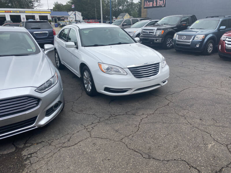 2013 Chrysler 200 for sale at Lee's Auto Sales in Garden City MI