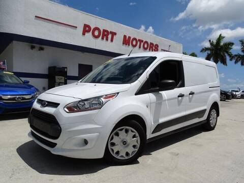 2018 Ford Transit Connect Cargo for sale at Port Motors in West Palm Beach FL