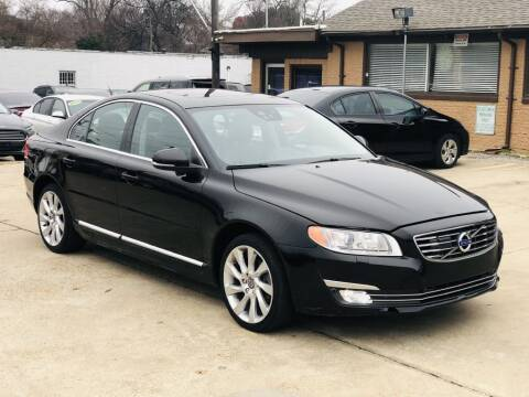 2016 Volvo S80 for sale at Safeen Motors in Garland TX