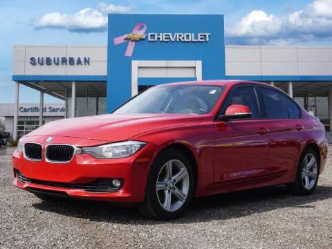 2013 BMW 3 Series for sale at Suburban Chevrolet of Ann Arbor in Ann Arbor MI