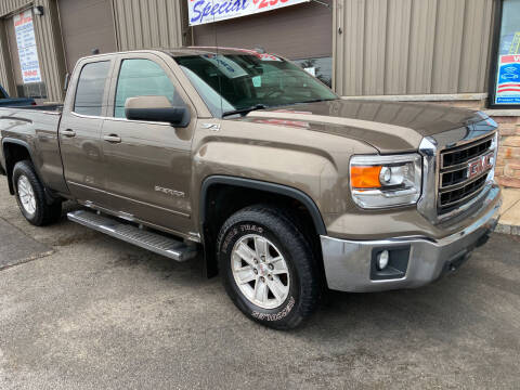 2014 GMC Sierra 1500 for sale at 222 Newbury Motors in Peabody MA