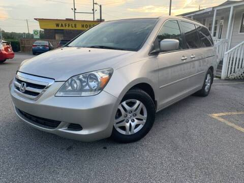 2007 Honda Odyssey for sale at Georgia Car Shop in Marietta GA