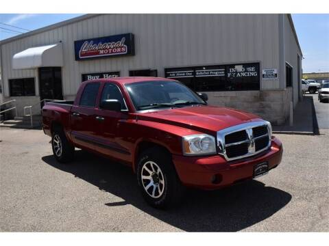 2006 Dodge Dakota for sale at Chaparral Motors in Lubbock TX