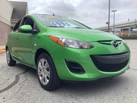 2011 Mazda MAZDA2 for sale at Active Auto Sales Inc in Philadelphia PA