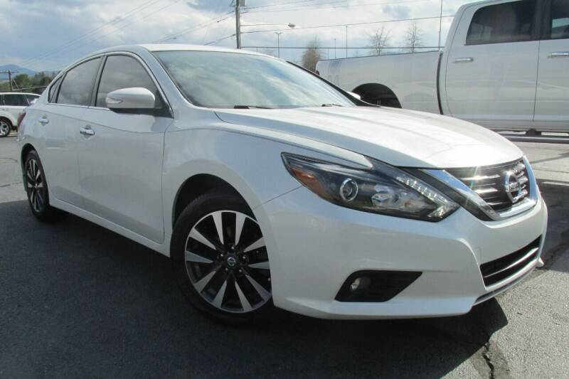 2016 Nissan Altima for sale at Tilleys Auto Sales in Wilkesboro NC