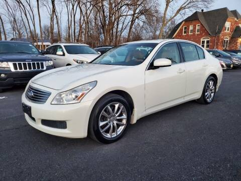2008 Infiniti G35 for sale at AFFORDABLE IMPORTS in New Hampton NY