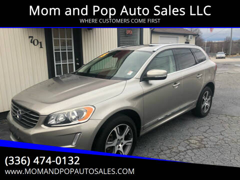 2015 Volvo XC60 for sale at Mom and Pop Auto Sales LLC in Thomasville NC