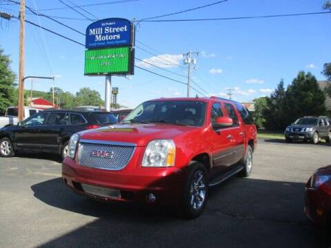 2014 GMC Yukon XL for sale at Mill Street Motors in Worcester MA