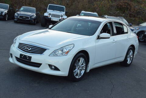 2011 Infiniti G37 Sedan for sale at Automall Collection in Peabody MA