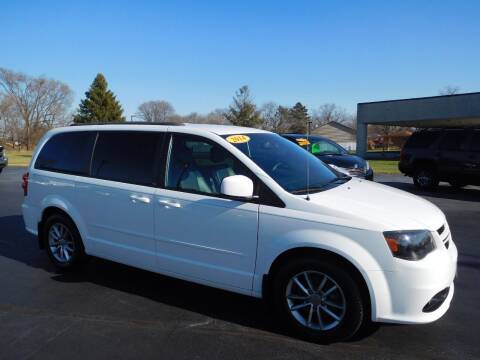2014 Dodge Grand Caravan for sale at North State Motors in Belvidere IL
