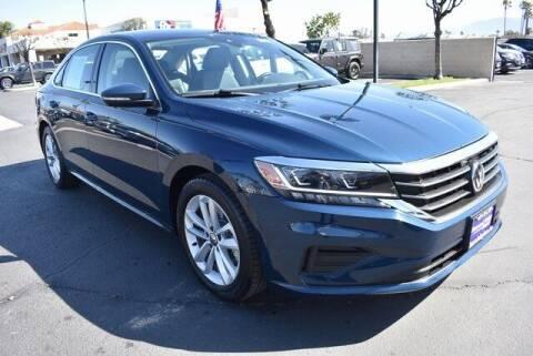 2020 Volkswagen Passat for sale at DIAMOND VALLEY HONDA in Hemet CA