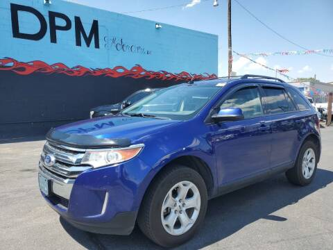 2013 Ford Edge for sale at DPM Motorcars in Albuquerque NM