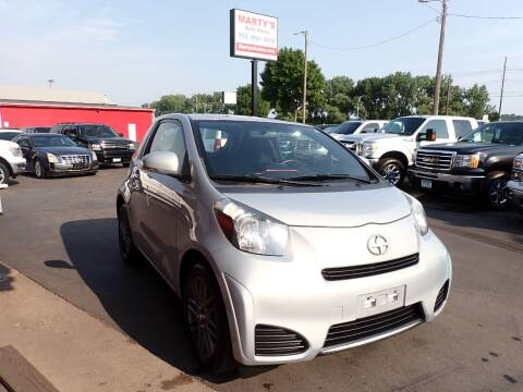 2014 Scion iQ for sale at Marty's Auto Sales in Savage MN