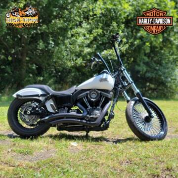 2016 Harley Davidson Fxdb103 for sale at High-Thom Motors - Powersports in Thomasville NC