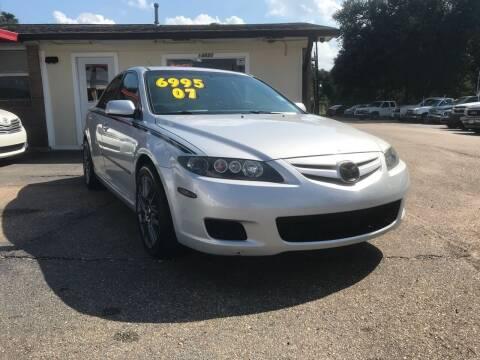 2007 Mazda MAZDA6 for sale at Port City Auto Sales in Baton Rouge LA