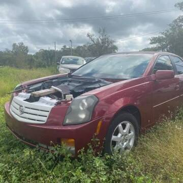 2007 Cadillac CTS for sale at my USA motors - (Bad Credit? MYBUYHEREPAYHERE.com) in Brooksville FL