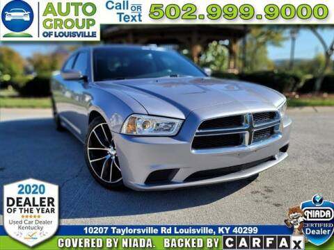 2014 Dodge Charger for sale at Auto Group of Louisville in Louisville KY
