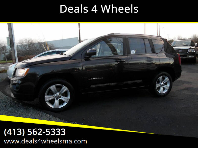 2014 Jeep Compass for sale at Deals 4 Wheels in Westfield MA