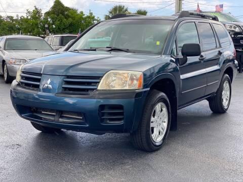 2005 Mitsubishi Endeavor for sale at KD's Auto Sales in Pompano Beach FL