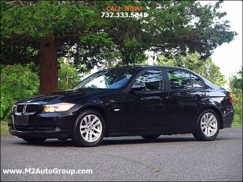 2007 BMW 3 Series for sale at M2 Auto Group Llc. EAST BRUNSWICK in East Brunswick NJ