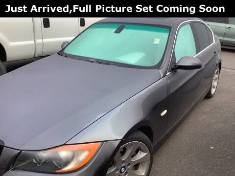 2008 BMW 3 Series for sale at Royal Moore Custom Finance in Hillsboro OR