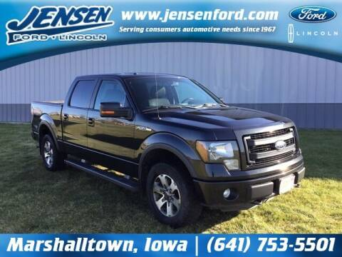2013 Ford F-150 for sale at JENSEN FORD LINCOLN MERCURY in Marshalltown IA