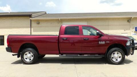 2017 RAM Ram Pickup 3500 for sale at Prudential Auto Leasing in Hudson OH