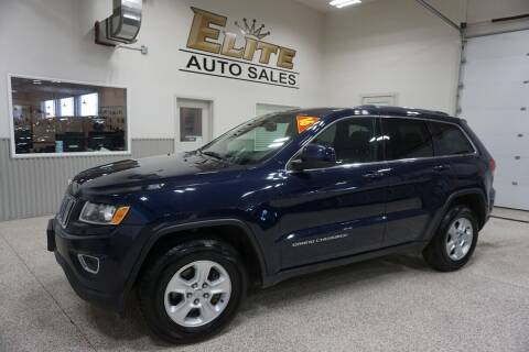2016 Jeep Grand Cherokee for sale at Elite Auto Sales in Ammon ID