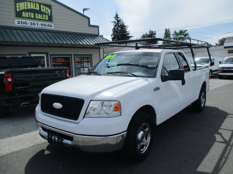 2006 Ford F-150 for sale at Emerald City Auto Inc in Seattle WA