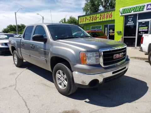 2009 GMC Sierra 1500 for sale at Empire Auto Group in Indianapolis IN