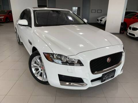 2017 Jaguar XF for sale at Auto Mall of Springfield in Springfield IL