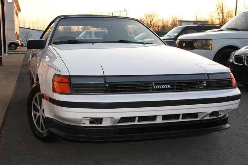 1989 Toyota Celica for sale in Fredericksburg, VA
