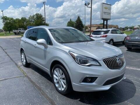 2017 Buick Envision for sale at Dunn Chevrolet in Oregon OH