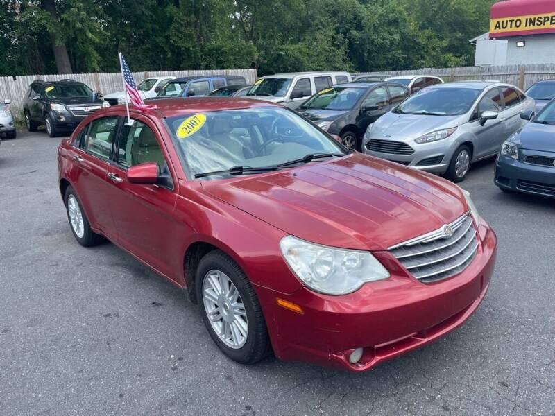 2007 Chrysler Sebring for sale at Auto Revolution in Charlotte NC
