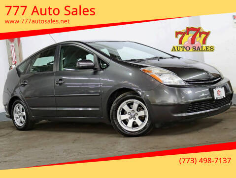 2008 Toyota Prius for sale at 777 Auto Sales in Bedford Park IL