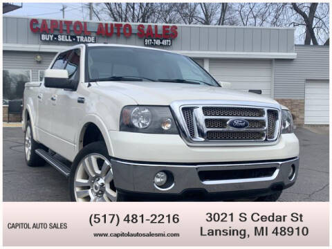 2008 Ford F-150 for sale at Capitol Auto Sales in Lansing MI