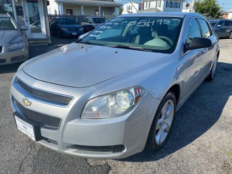 2011 Chevrolet Malibu for sale at Volare Motors in Cranston RI