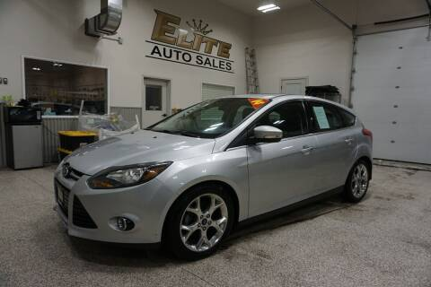 2014 Ford Focus for sale at Elite Auto Sales in Ammon ID