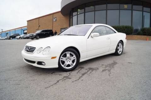 2004 Mercedes-Benz CL-Class for sale at Next Ride Motors in Nashville TN